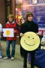 smile_flashmob